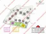 Goldcrest Towers DHA Phase 2 Islamabad - Layout Plan