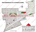 New Nawab Shah City Housing Scheme