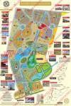 Bahria Town Karachi - Master Plan - Concept Map