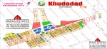 Khudadad City G-19 Islamabad, Layout Plan 2014