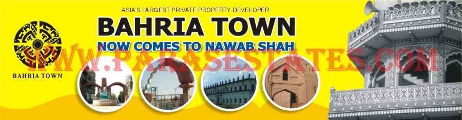 Bahria Town, Garden City, NawabShah (Sindh)