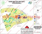 DHA City Karachi Sector 3 Map