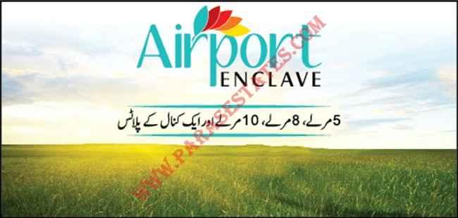 Airport Enclave 01