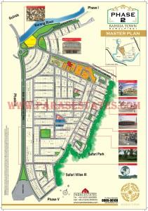 Bahria Town Phase 2. Paras Estates, Islamabad, Pakistan