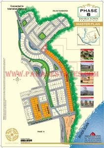 Bahria Town Phase 6. Paras Estates, Islamabad, Pakistan