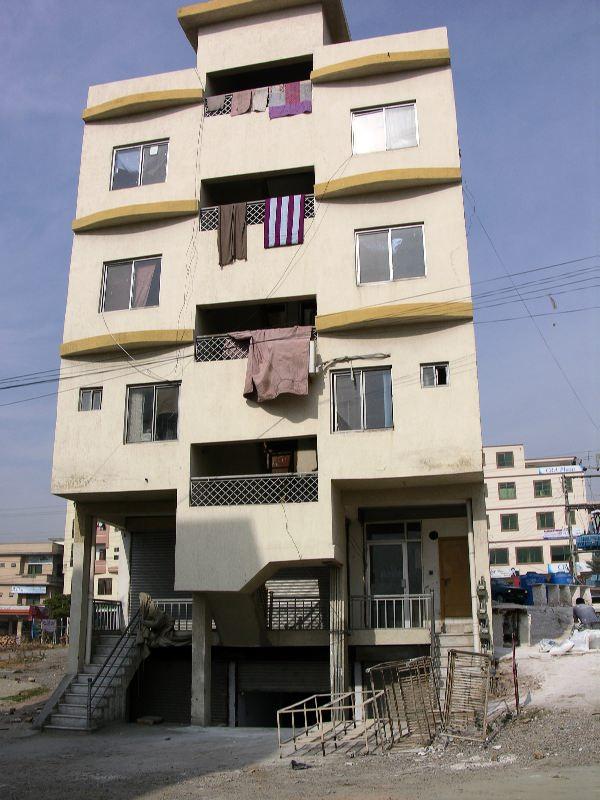 5 Storey Jilani Plaza On 30x45 Plot No 2 7 Main Soan