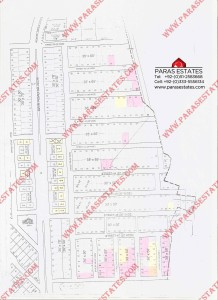 Soan Gardens Extension - 56 Residential and 16 Commercial Plots For Sale