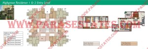 Goldcrest DHA2 Floor Plan 2