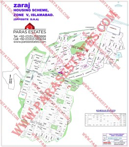 Zaraj Housing Scheme Islamabad