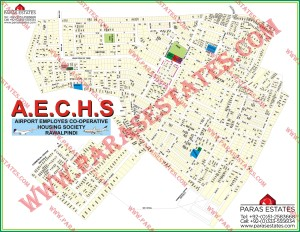 Airport Society, Airport Employees Cooperative Housing Scheme AECHS