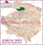 Judicial Town Chattar