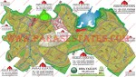 DHA Valley Full Map