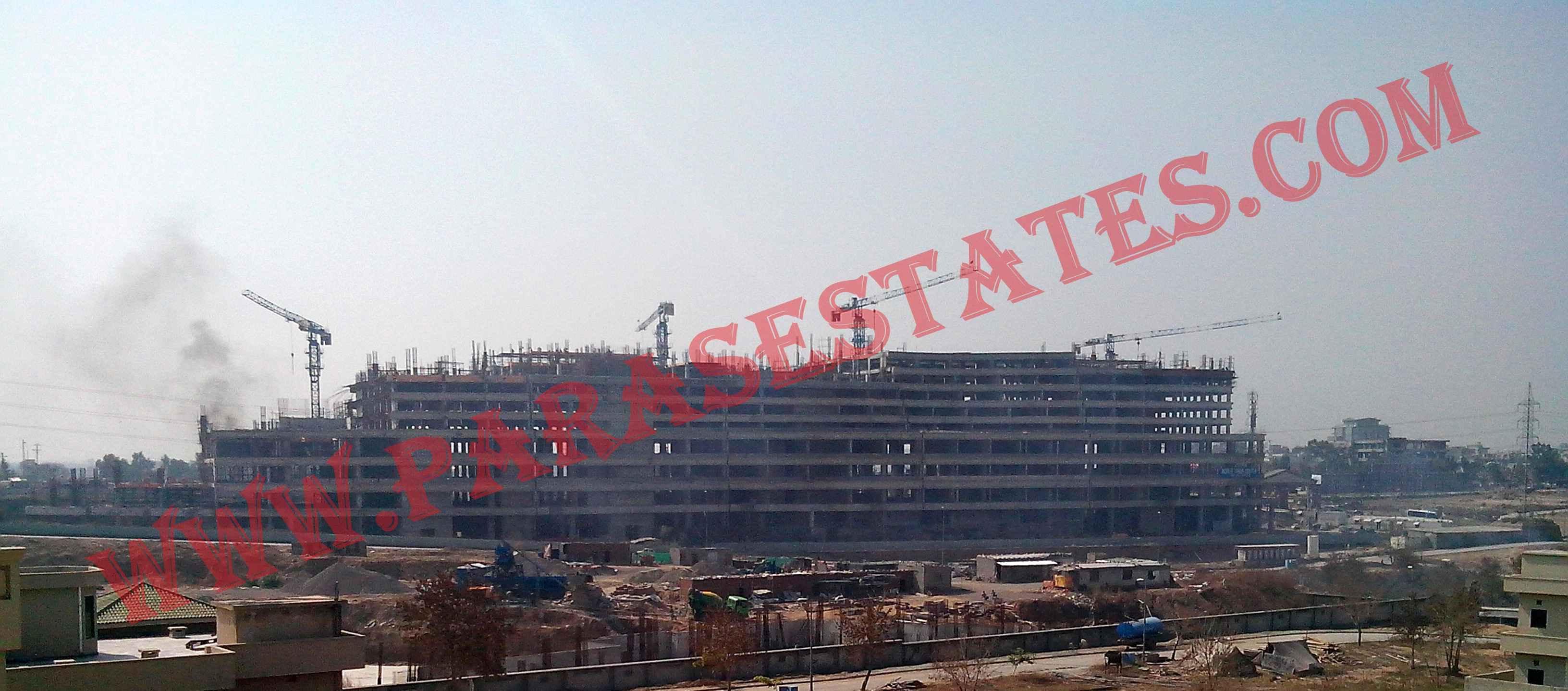 World Trade Centre 187 Paras Estates
