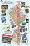 Top City Map 2014